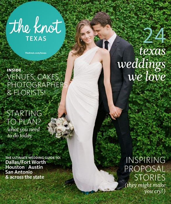 The Knot Texas- Krae and Jared