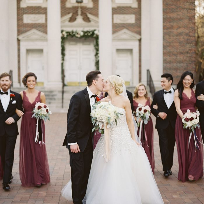 ASHLEY & GABE - Perkins Chapel and Joule Hotel Wedding